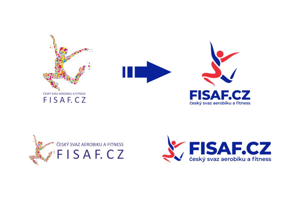 Změna loga FISAF.cz
