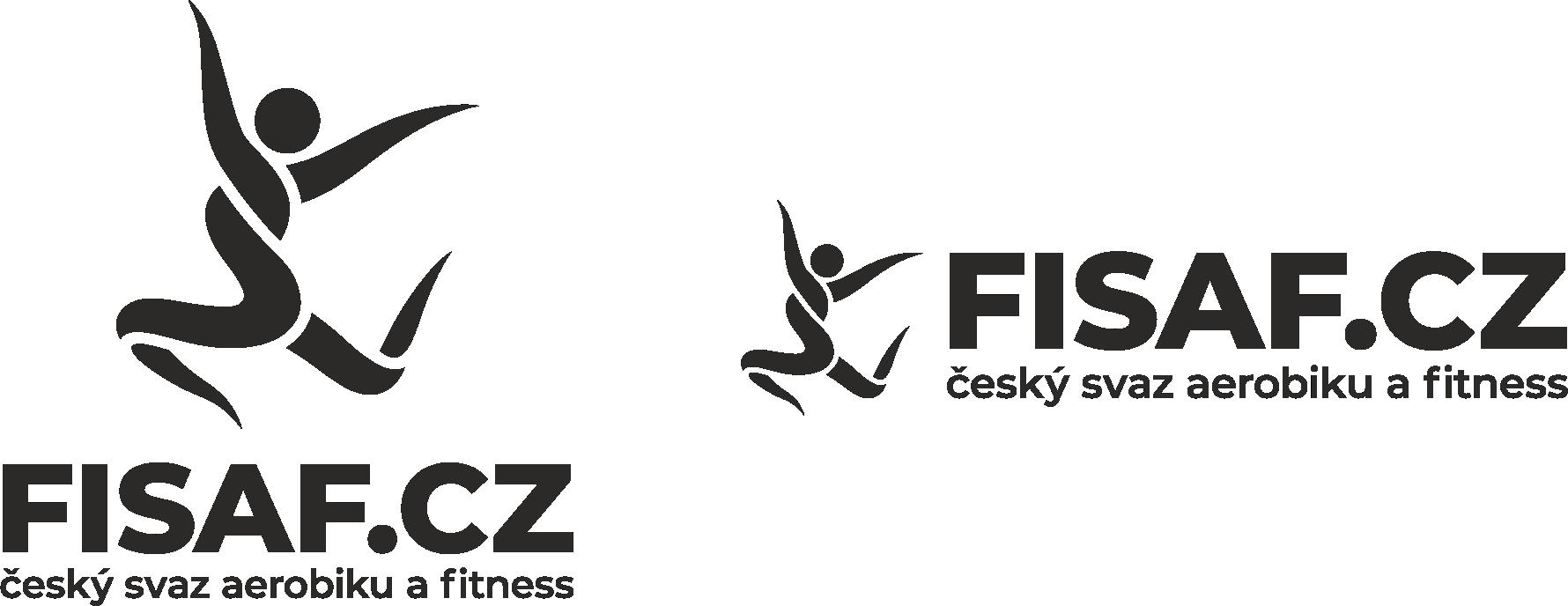 Černé logo FISAF.cz