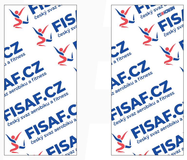 Nákrčník FISAF.cz