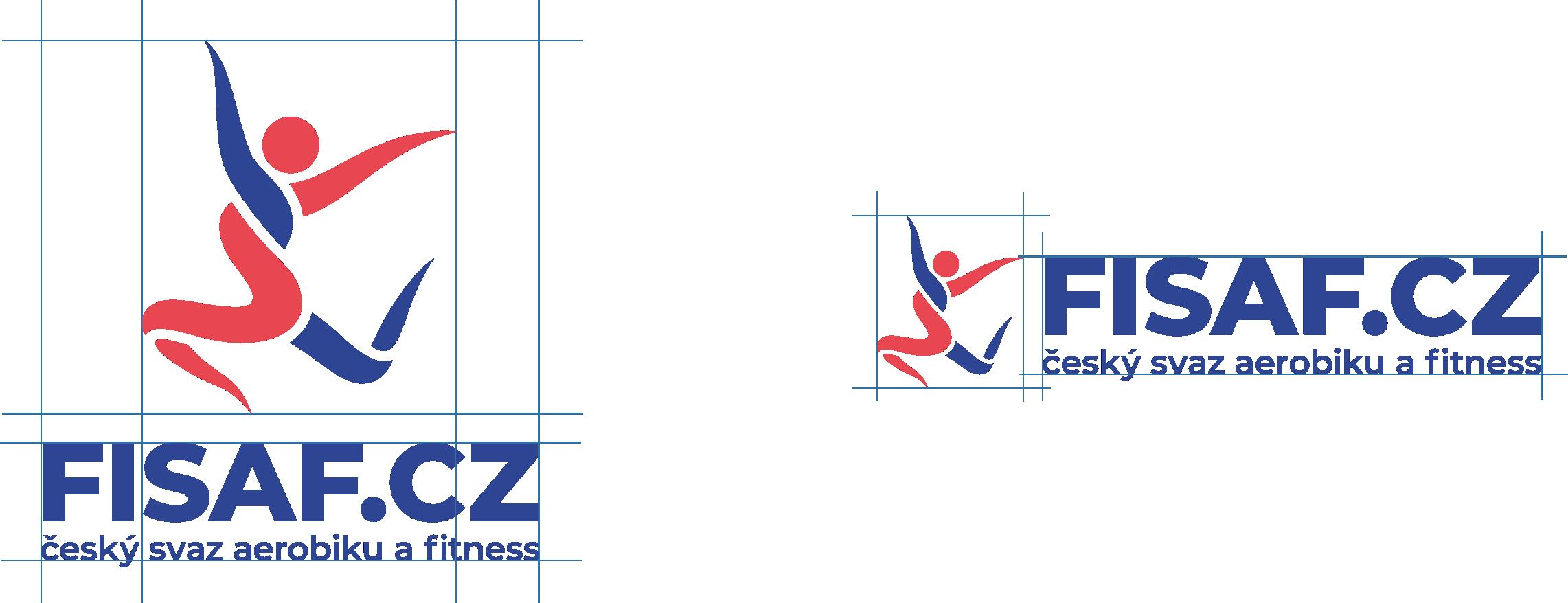 Proporce loga FISAF.cz