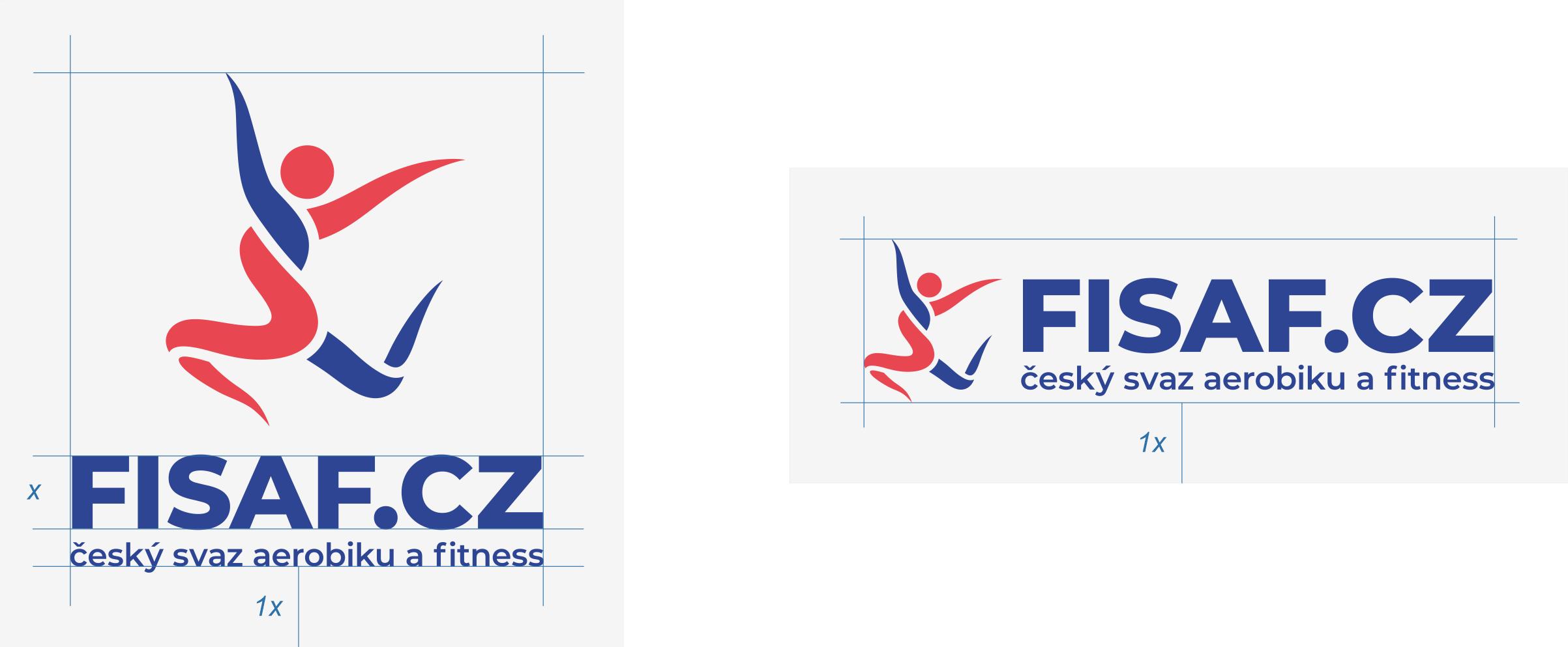 Ochranná zóna loga FISAF.cz