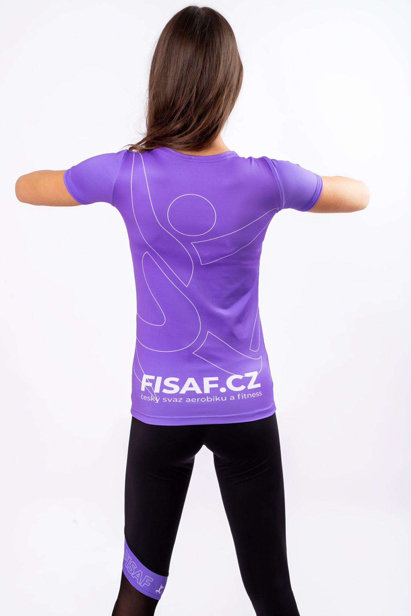 Triko FISAF.cz